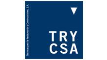 TRYCSA. TÉCNICAS PARA LA RESTAURACIÓN Y CONSTRUCCIONES S.A. logo