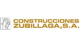 CONSTRUCCIONES ZUBILLAGA, S.A. logo