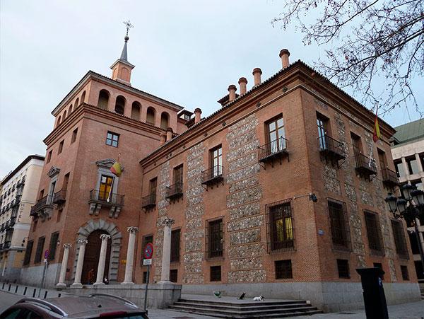 Sede Ministerio de Cultura