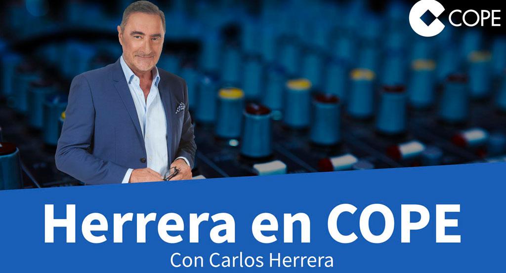 Herrera en Cope, entrevista a Antonio Coronel